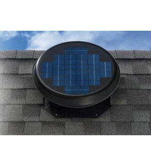 FA1007 FASOLAR Solar Powered Roof Ventilator 25 Watt (with Installation in Pahang)
