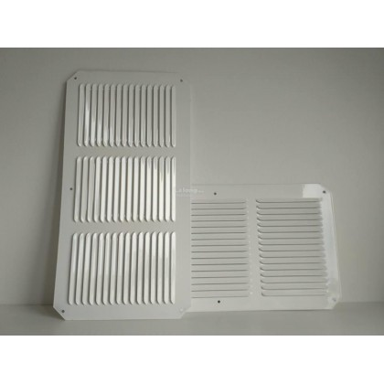 FA1037 FA Ceiling Air Vent for Solar Attic / Wind Turbine Ventilator X2