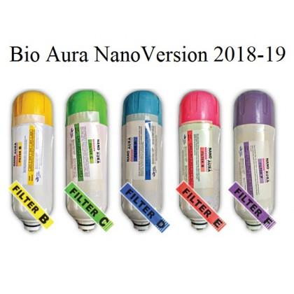 FA1115 Bio Aura Nano Water Filter Cartridge E