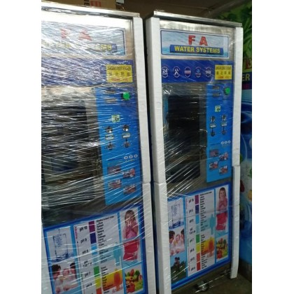 FA1121 FA 100% Stainless Steel Drinking / Alkaline Water Vending Machine in Johor