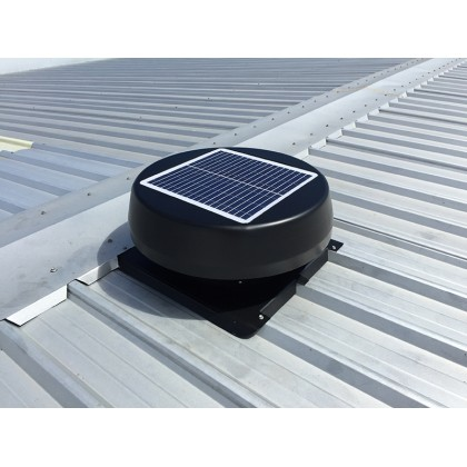 FA1177 VSTAR Solar Powered Roof Attic Ventilator Fan 18 Watt (with Installation in Perlis)