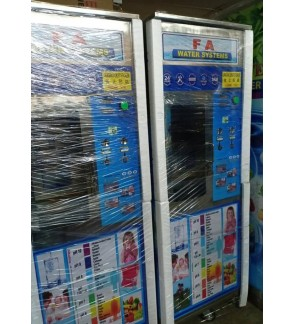 FA1240 FA 100% Stainless Steel Drinking / Alkaline Water Vending Machine in Sabah