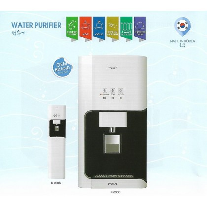 FW1029 KOREA FA-030S Hot & Cold Counter Top Water Filter Dispenser JOHOR