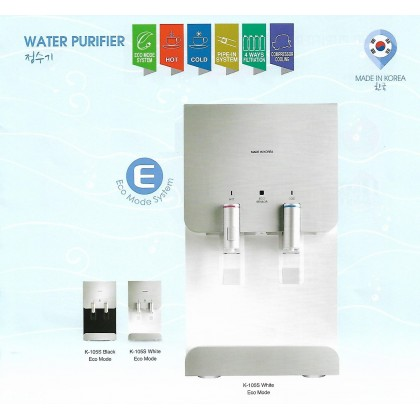 FW1129 Korea K-105S Hot & Cold Water Filter Dispenser KELANTAN