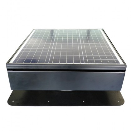 FW1151 FA Solar Powered Roof Attic Ventilator Fan FA-W80 (With Installation In SELANGOR)
