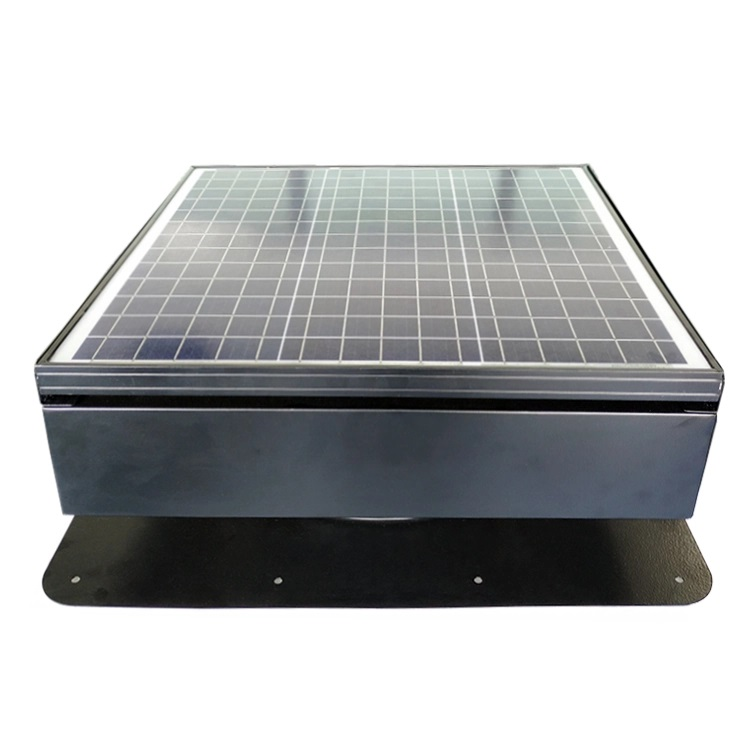 FW1145 FA Solar Powered Roof Attic Ventilator Fan FA-W80 (With Installation In MELAKA)